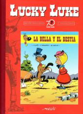 Lucky Luke (Edición Coleccionista 70 Aniversario) -90- La bella y el bestia