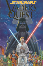 Star Wars: Vader's Quest (1999) -INT- Vader's Quest