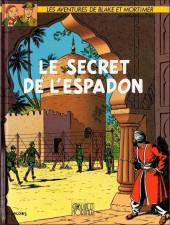 Blake et Mortimer (Les Aventures de) -2b1993- Le Secret de l'Espadon - Tome 2