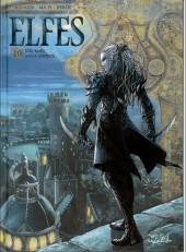 Elfes -10a18- Elfe noir, cœur sombre