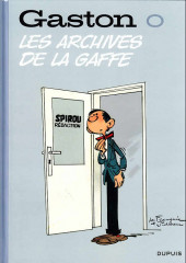 Gaston (Édition 2018) -0- Les archives de la gaffe