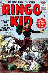 Ringo Kid Vol 1 (Atlas - 1954) -11-