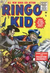 Ringo Kid Vol 1 (Atlas - 1954) -12- The Phantom Raiders!