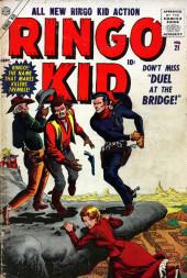 Ringo Kid Vol 1 (Atlas - 1954) -21-