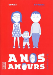 A nos amours -3- Tome 3