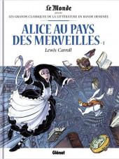 Les grands Classiques de la littérature en bande dessinée -47- Alice au Pays des Merveilles