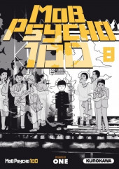 Mob Psycho 100 -8- Tome 8