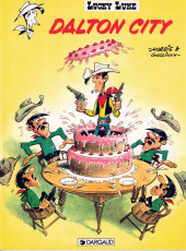 Lucky Luke (Pub et Pastiches) -34McDo- Dalton city
