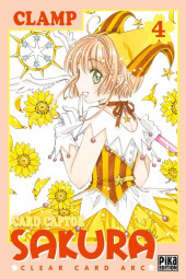Card Captor Sakura - Clear Card Arc -4- Tome 4
