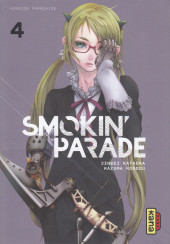 Smokin' parade -4- Tome 4