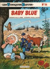 Les tuniques Bleues -24a1990- Baby Blue