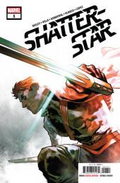 Shatterstar (2018) -1- Shatterstar #1