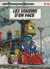 Les tuniques Bleues -23a1989- Les cousins d'en face