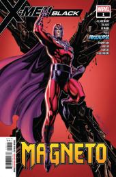 X-Men: Black - Magneto -1- The Stars, Our Destination?; Apocalypse: Degeneration Part One