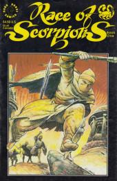 Race of Scorpions (1990) -1- Race of Scorpions #1