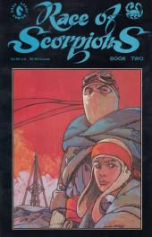 Race of Scorpions (1990) -2- Race of Scorpions #2