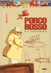 Porco Rosso -HS- La Légende