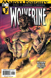 Wolverine (2003) -17- Return Of The Native Part 5