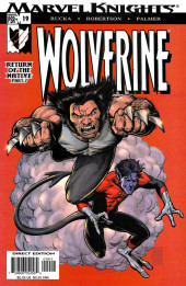 Wolverine (2003) -19- Return Of The Native Part 7
