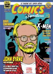 (DOC) Comics Signatures -2- Dossier X-Men et John Byrne