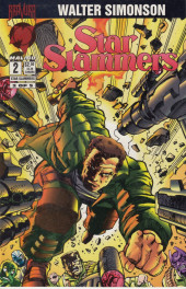Star Slammers -2- The Minoan Agendas Chapter Two: The Empire!