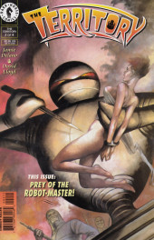 Territory (The) (1999) -2- Prey of The Robot-Master!