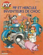Pif Poche Spécial - Pif et Hercule inventeurs de choc