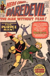 Daredevil Vol. 1 (Marvel - 1964) -4- Killgrave, the Unbelievable Purple Man!