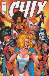 C.H.I.X. (1998) -1- C.H.I.X. #1