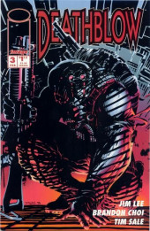 Deathblow (1993) -3- Deathblow #3