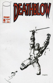 Deathblow (1993) -8- Deathblow #8