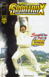 Jackie Chan's Spartan X: Hell-Bent-Hero-For-Hire (1998) -2- Part 2: The Armor of Heaven