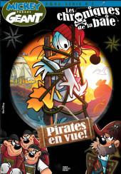 Mickey Parade Géant Hors-série / collector -HS18- les Chroniques de la baie - Tome 2 : Pirates en vue !