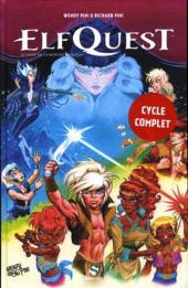 ElfQuest - La Fantastique quête des elfes -INT06- Le Siège de la Montagne Bleue