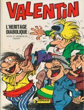Valentin le vagabond -6- L'héritage diabolique