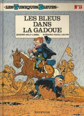 Les tuniques Bleues -13b1989- Les bleus dans la gadoue