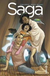 Saga (Vaughan/Staples) -9- Tome 9