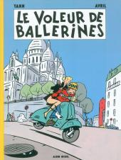 Le voleur de ballerines - Tome a2004