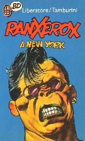 RanXerox -1Poch- RanXerox à New York