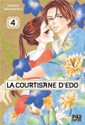 La courtisane d'Edo -4- Tome 4