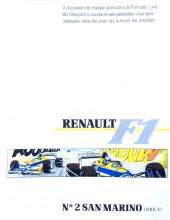 La rage de gagner (Renault F1) -02- San Marino