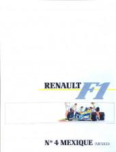 La rage de gagner (Renault F1) -04- Mexique