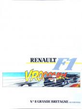 La rage de gagner (Renault F1) -08- Grande Bretagne