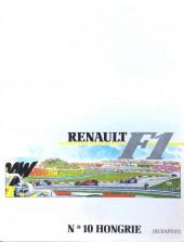La rage de gagner (Renault F1) -10- Hongrie