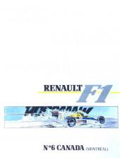 La rage de gagner (Renault F1) -06- Canada