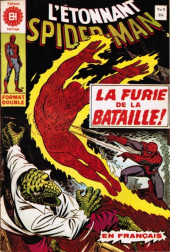 L'Étonnant Spider-Man (Éditions Héritage) -9- Le Lézard vit!