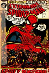 L'Étonnant Spider-Man (Éditions Héritage) -14- Spidey est-il un lâche?
