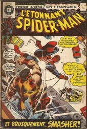 L'Étonnant Spider-Man (Éditions Héritage) -18- Soudain arrive... le Smasher!