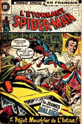 L'Étonnant Spider-Man (Éditions Héritage) -19- Le projet meurtrier de l'Intrus!