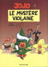 Jojo (Geerts) -4b02- Le mystère violaine